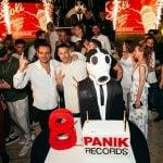 8 Χρόνια Panik-Our ultimate birthday cake! ΠΑΠΑΣΠΥΡΟΥ