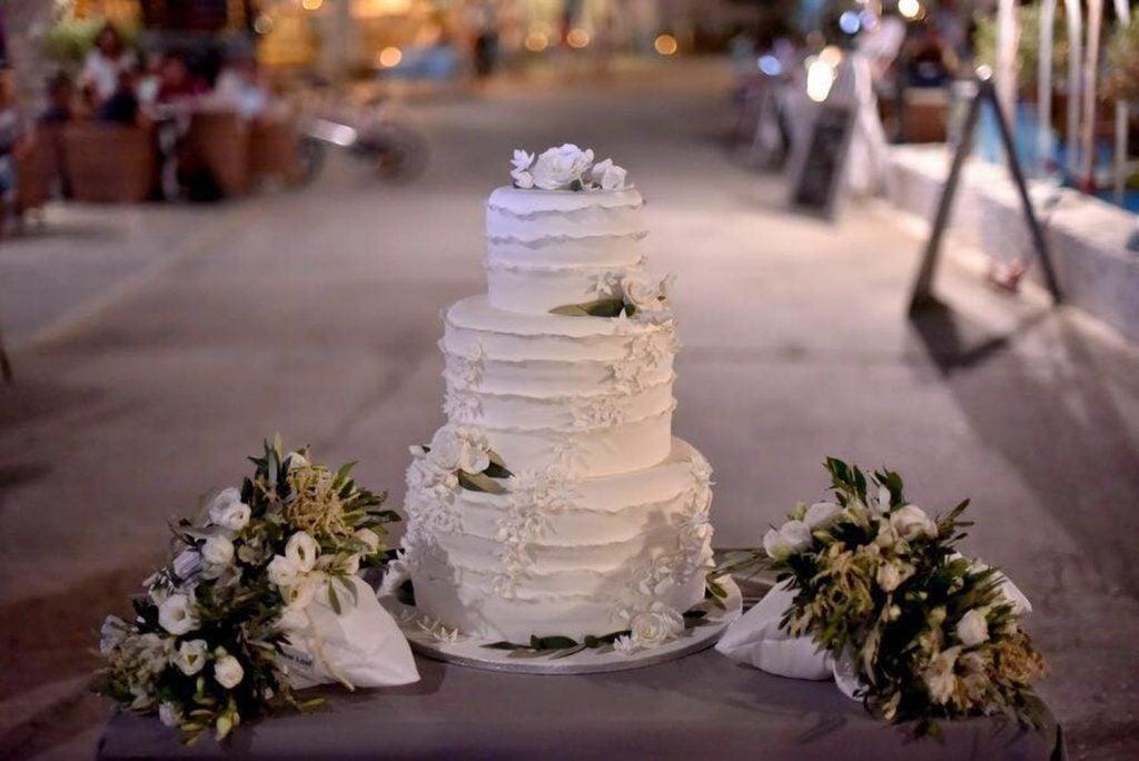 Τούρτες Γάμου - Γαμήλιες τούρτες ΠΑΠΑΣΠΥΡΟΥ