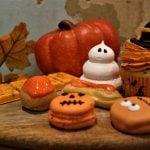 Trick or Treat? Halloween menu by Papaspirou ΠΑΠΑΣΠΥΡΟΥ